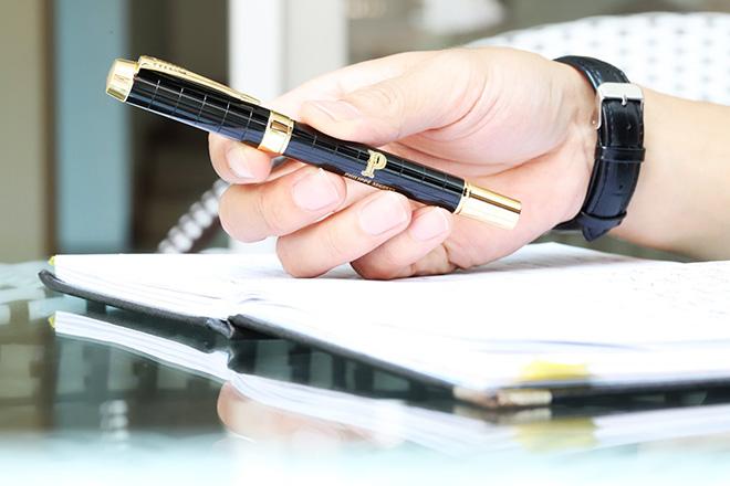 Bút ký cao cấp Philp Auguste - Sang trọng và đẳng cấp dành cho giới doanh nhân - 1