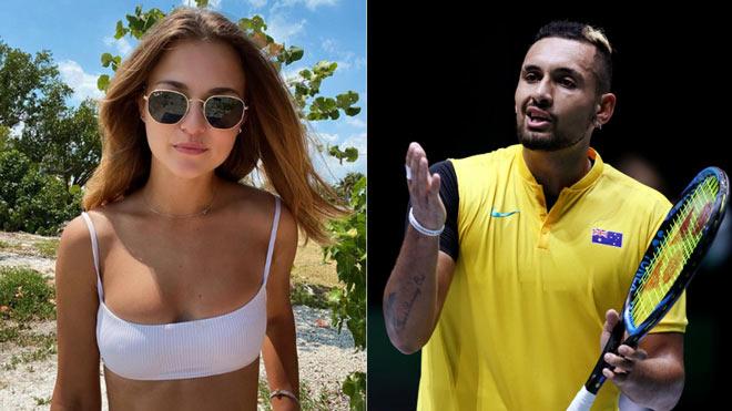 """Kyrgios công khai """"chuyện ấy"""" với fan, phũ phàng bỏ """"Sharapova mới"""" - 1"""