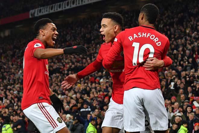 """MU sở hữu """"bộ ba nguyên tử"""" ngang ngửa Liverpool, sẽ từ bỏ Kane - Sancho? - 1"""