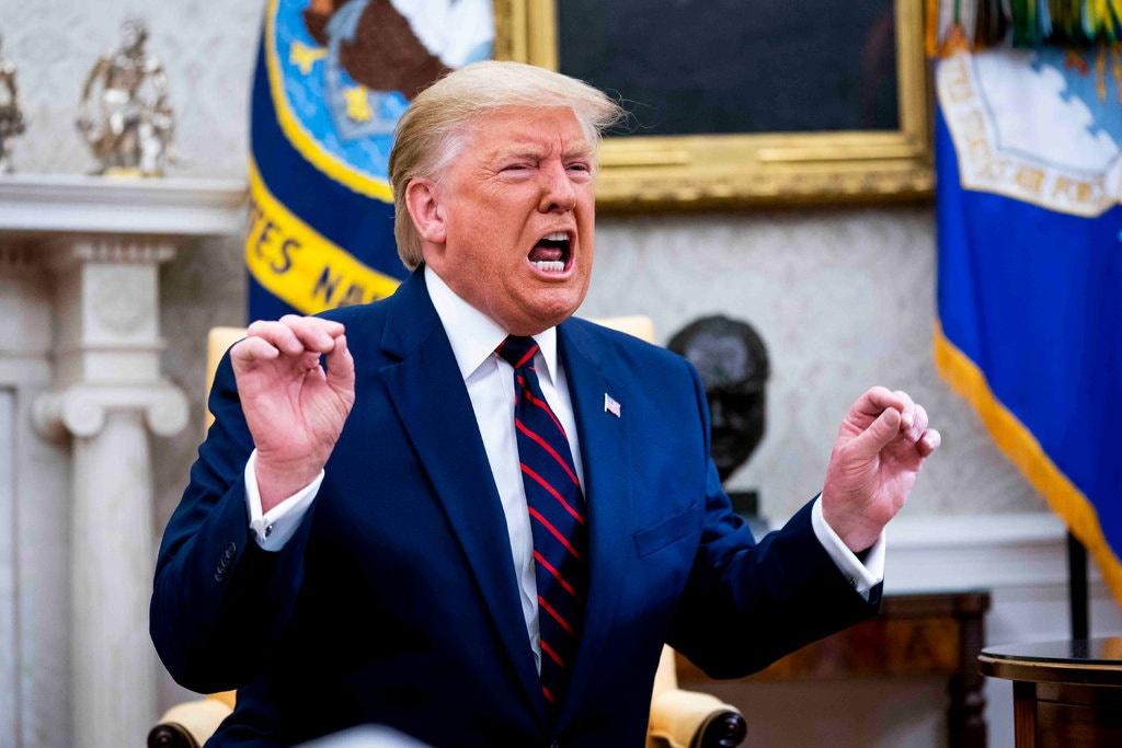 """Thế khó của ông Trump khi muốn """"tung đòn"""" nặng tay với Trung Quốc - 1"""