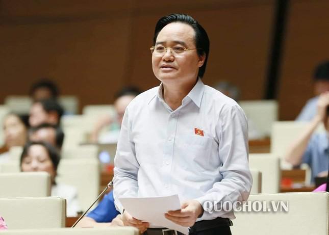Bộ trưởng Phùng Xuân Nhạ nói về việc Chủ tịch Quảng Ninh kiêm hiệu trưởng trường ĐH Hạ Long - 1