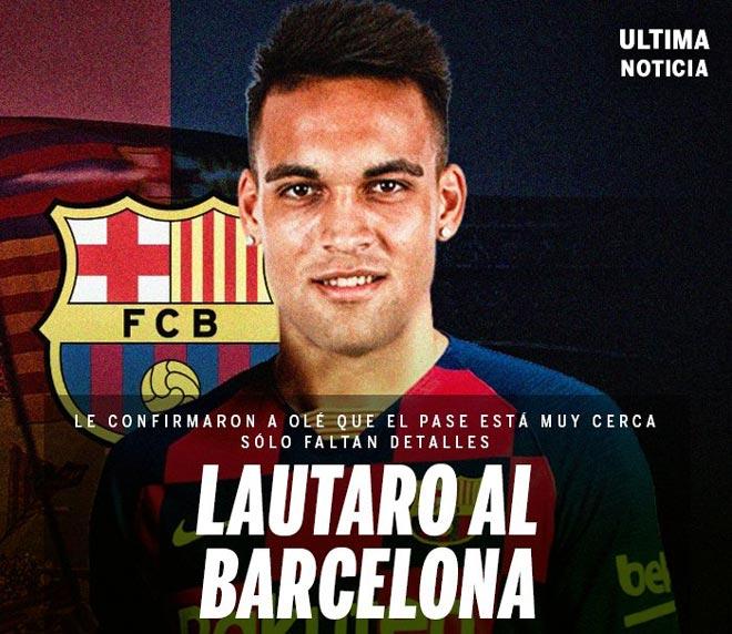"""Barcelona đạt thỏa thuận với sao 111 triệu euro: Hé lộ ngày đón """"bom tấn"""" - 1"""