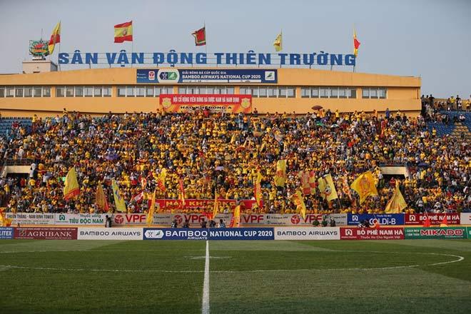 Nam Định - HAGL mở hội ở sân Thiên Trường khiến cả thế giới mơ ước - 1
