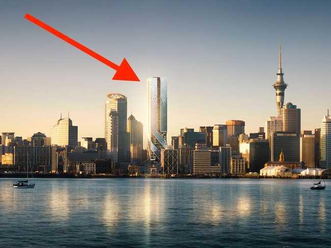 Pacifica Super Penthouse, nằm trên hai tầng cao nhất của tòa nhà dân cư cao nhất New Zealand, được bán trên thị trường với giá 24 triệu đô la – mức giá đắt đỏ bậc nhất thế giới.