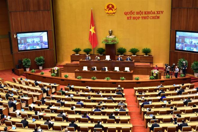 """Tuần làm việc thứ 2 Kỳ họp Quốc hội """"đặc biệt"""": Bà Lê Thị Nga báo cáo gì? - 1"""