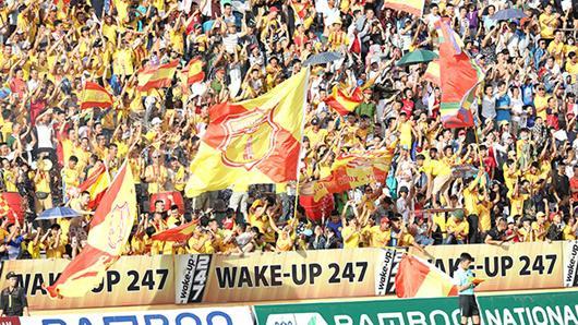 """Báo châu Á kinh ngạc trước trận đấu """"đông khán giả nhất thế giới vào lúc này"""" của Việt Nam - 1"""