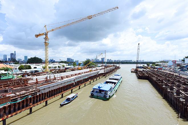 Dự án 10.000 tỷ hoàn thành, Sài Gòn có hết ngập? - 1