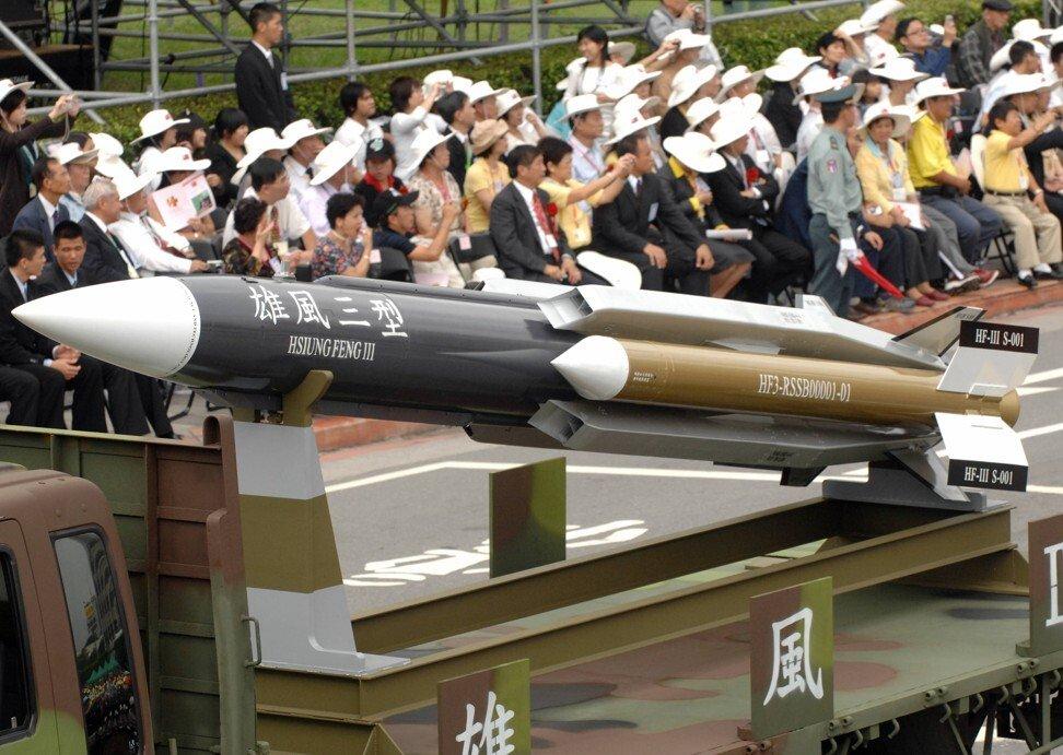Tên lửa siêu thanh Đài Loan tự sản xuất có tầm bắn tới Bắc Kinh - 1