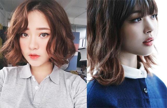 15 kiểu tóc ngắn cho mặt vuông đẹp trẻ trung nhất cho bạn gái năm 2020 - 5