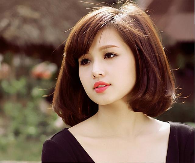15 kiểu tóc ngắn cho mặt vuông đẹp trẻ trung nhất cho bạn gái năm 2020 - 8