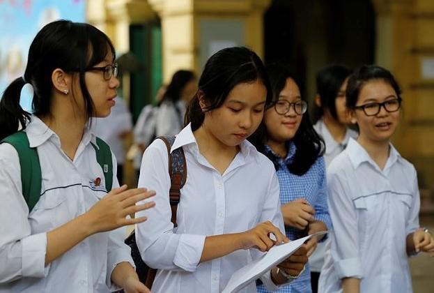 Hà Nội: Công bố chỉ tiêu tuyển sinh lớp 10 năm học 2020-2021 - 1