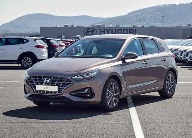 Hyundai i30 facelift chính thức đi vào sản xuất, đối thủ của Mazda3 - 1