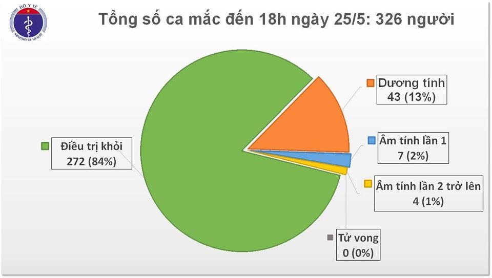 Việt Nam ghi nhận thêm một ca nhiễm COVID-19 - 1