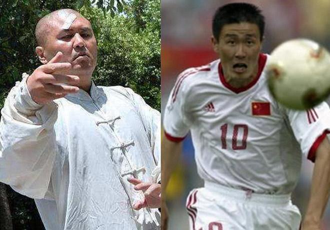 Võ Trung Quốc náo loạn: Bại tướng của Từ Hiểu Đông đấu sao bóng đá - 1