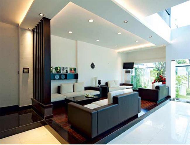 Đây là căn nhà được nữ ca sĩ khá tâm huyết, thiết kế riêng theo phong cách của cô.