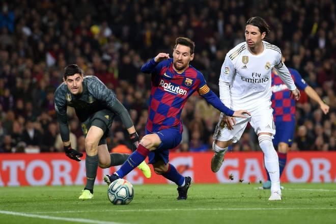 Nghẹt thở đua vô địch La Liga hậu Covid-19: Barca hay Real đang nhỉnh hơn? - 1
