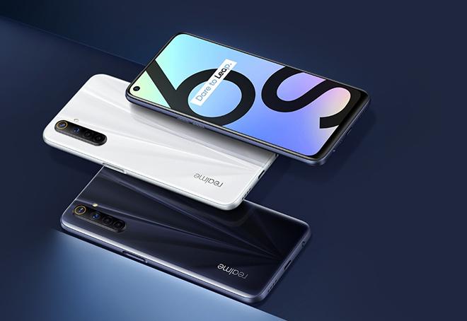 Ra mắt Realme 6s với giá bán làm chao đảo phân khúc tầm trung - 1