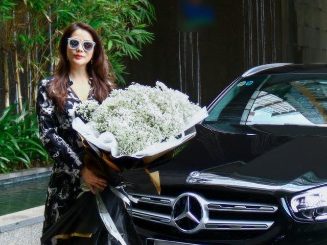 Đời sống Showbiz - Sau xe 3 tỷ, nữ diễn viên có penthouse 23 tỷ lại tậu thêm Mercedes