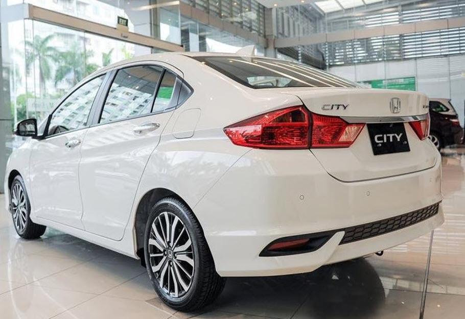 Giá xe Honda City 2020 lăn bánh mới nhất tháng 5 2020 - 12
