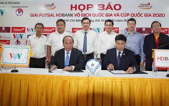Bóng đá Việt Nam lại làm thế giới ngưỡng mộ: Giải Futsal quốc gia trở lại - 1