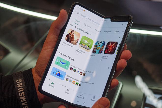 Galaxy Fold Lite xuất hiện, giá bán ngọt hơn cả Galaxy Z Flip - 1