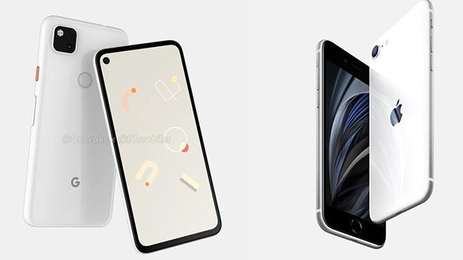 """So kè iPhone SE 2020 với đối thủ """"khó nhai"""" nhất - 1"""