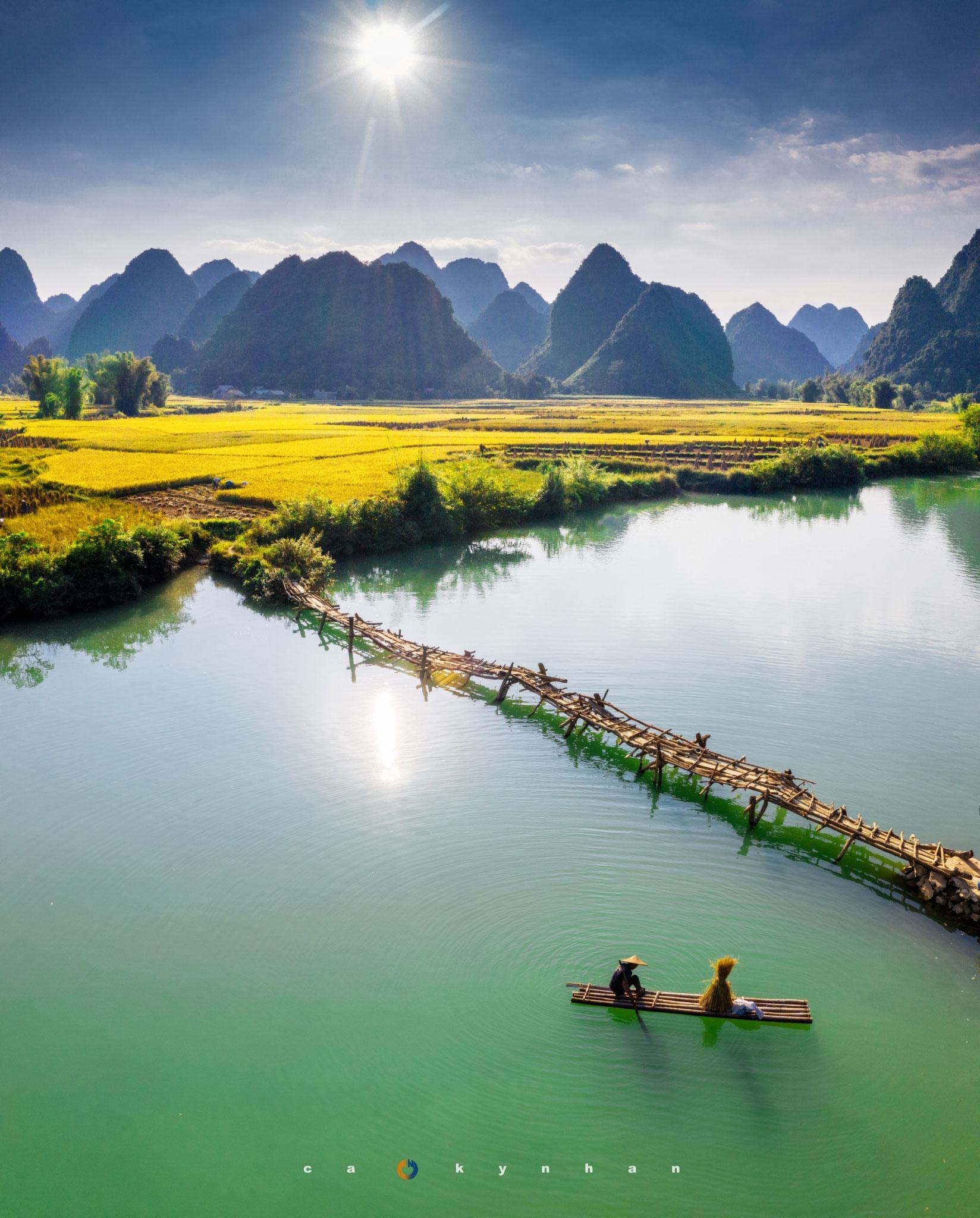 Việt Nam đẹp 'mê hồn' qua ống kính của chàng trai 8x - 2