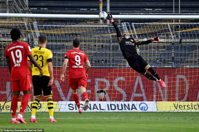 """""""Siêu kinh điển Đức"""": Haaland gặp hạn, dàn sao Bayern bắn phá kỷ lục - 1"""