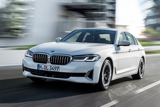 BMW 5-Series 2021 chính thức ra mắt, nâng cấp thiết kế và cải thiện khả năng vận hành - 1