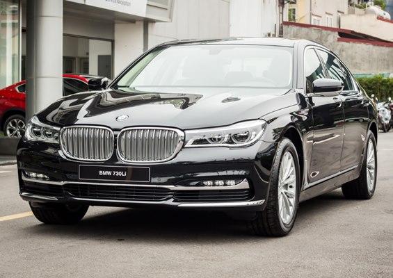 Giá xe BMW 2020 mới nhất đầy đủ các phiên bản T5/2020 - 1
