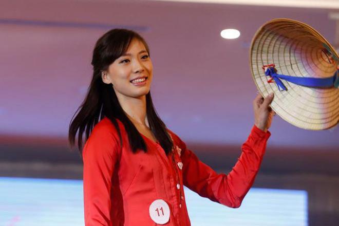 Mỹ nhân bóng chuyền Trung Quốc từng là Hoa khôi ở VTV Cup - 1