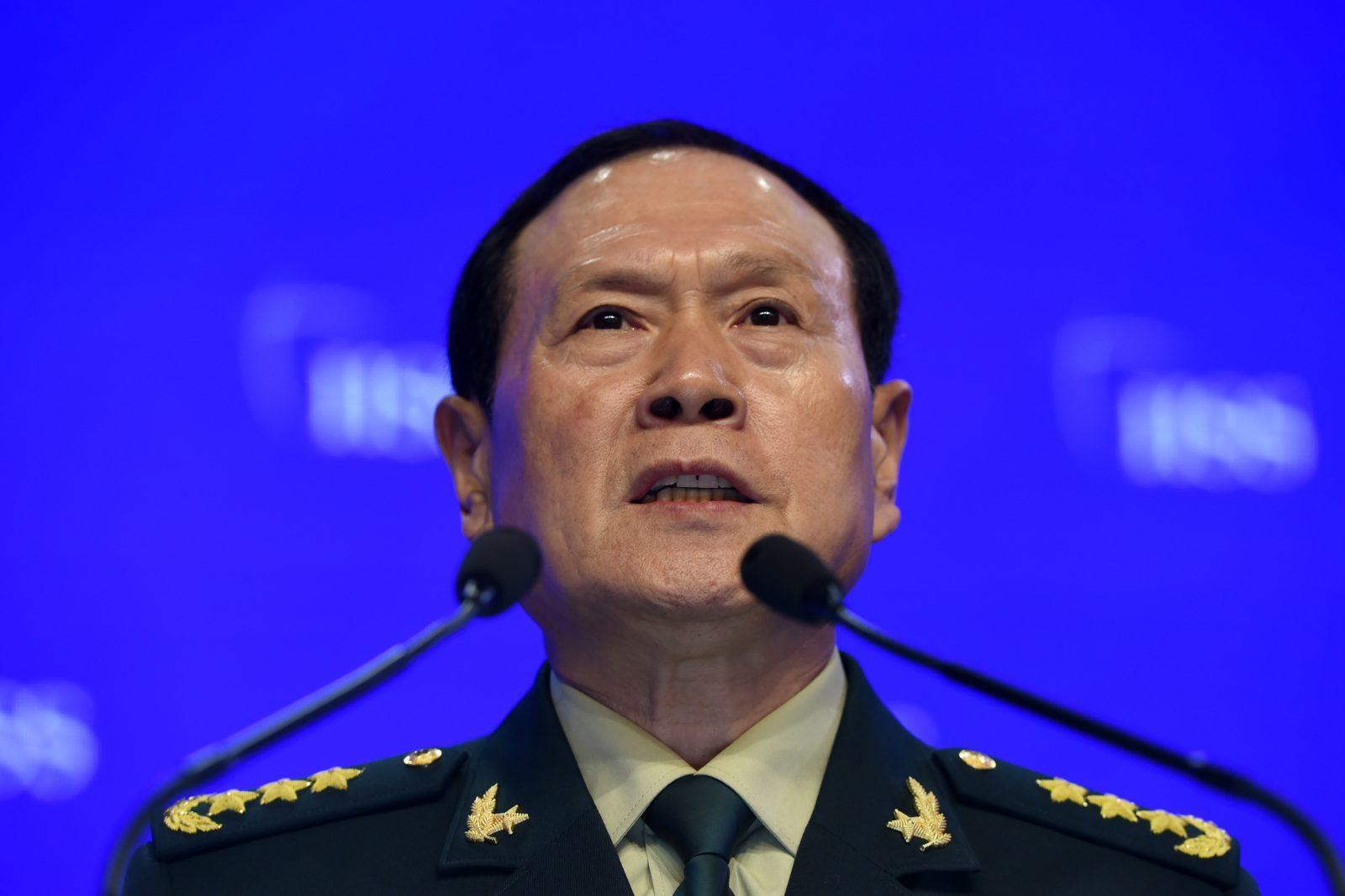 Bộ trưởng Quốc phòng TQ nêu đích danh quốc gia đối đầu chiến lược - 1