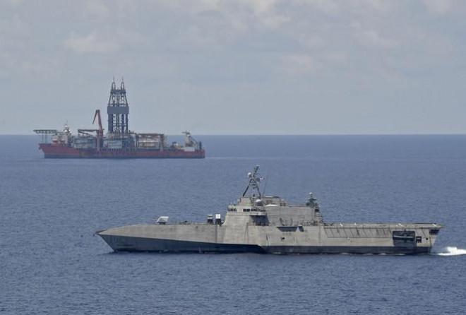 Mỹ sẵn sàng chấp nhận rủi ro hơn trên Biển Đông - 1