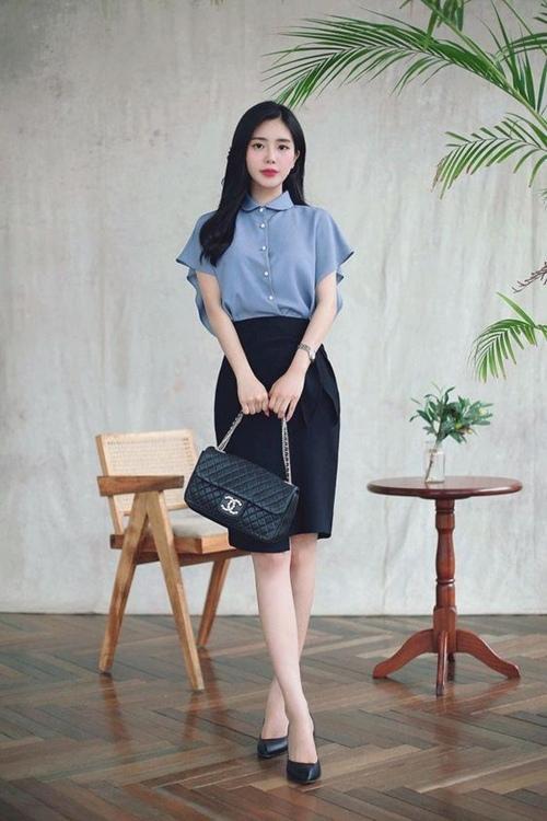 4 tips mặc trang phục cho bạn gái đi phỏng vấn việc làm - 5