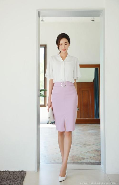 4 tips mặc trang phục cho bạn gái đi phỏng vấn việc làm - 6