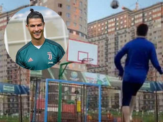 Ronaldo bị CLB Nga khiêu khích còn thua xa một ngôi sao trẻ - 1