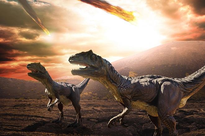 """Khủng long sống đến ngày nay nếu thiên thạch không đâm Trái đất theo """"góc chết""""? - 1"""