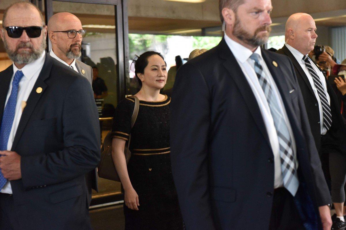 """Trung Quốc nổi giận sau phán quyết của tòa án Canada đối với """"công chúa Huawei"""" - 1"""