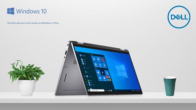 """""""Work From bất cứ đâu"""" cùng Dell Latitude 5000 Series: Chip mới - nâng cấp mới - 1"""