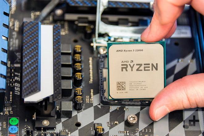 AMD giới thiệu vi xử lý mới cho laptop, tuyên bố mạnh hơn mọi đối thủ - 1