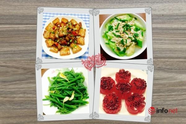 Bữa cơm ngon với thực đơn 4 món hấp dẫn, dễ làm - 1