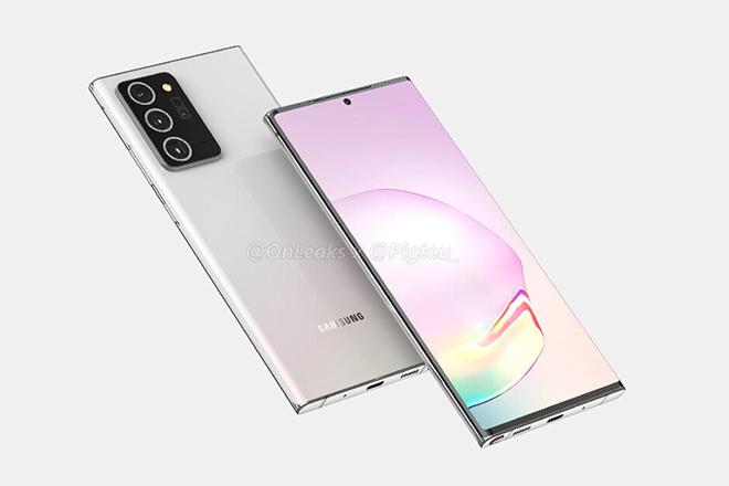 Galaxy Note20 sẽ đi trước iPhone 12 về công nghệ quan trọng - 1