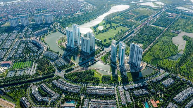 Ecopark lọt top 3 chủ đầu tư bất động sản uy tín nhất Việt Nam năm 2020 - 1