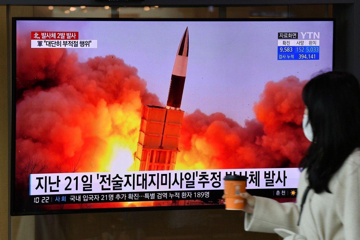 Mỹ truy tố 5 công dân Trung Quốc giúp sức cho chương trình hạt nhân Triều Tiên - 1