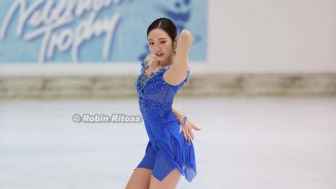 """""""Thánh nữ"""" trượt băng Nhật Bản xinh đẹp tới mức nào? - 1"""