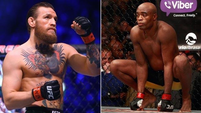 """UFC dậy sóng: """"Gã điên"""" McGregor đồng ý đấu """"Người nhện"""" Silva - 1"""