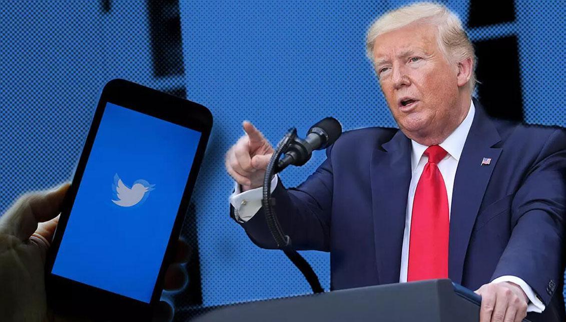 """Ông Trump chính thức ký luật """"tuyên chiến"""" với Facebook, Twitter - 1"""