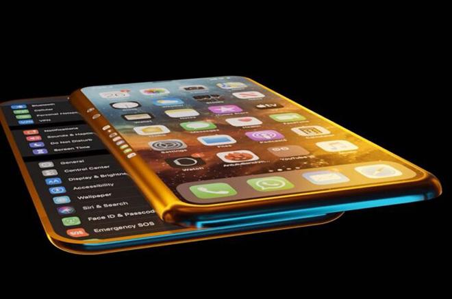 iPhone Slide Pro tuyệt đẹp, rất đáng để chờ đợi - 1
