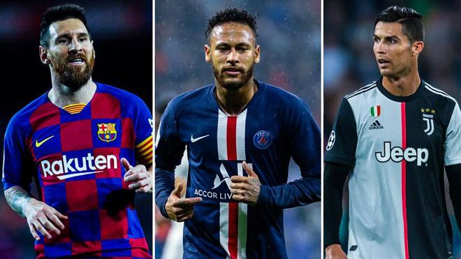 Cựu chủ tịch Barca gây tranh cãi: Neymar chỉ kém Messi, hơn đứt Ronaldo - 1