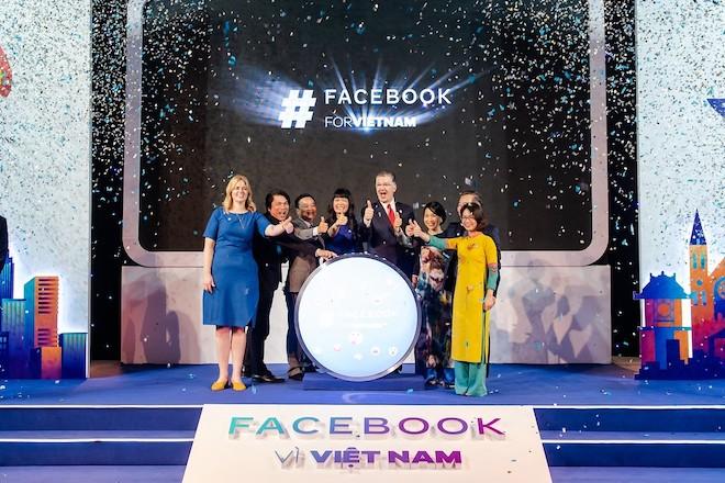 "Facebook mở chiến dịch ""Facebook vì Việt Nam"" - 1"